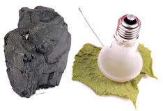 Coal and energy Stock Photography