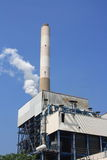 Coal-fired power plant Royalty Free Stock Image