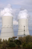Coal-fired Power Station Stock Image