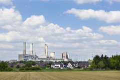 Coal-fired Power Station Stock Photos