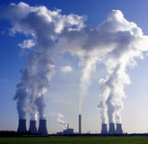 Coal fired power station Didcot. UK Stock Photo