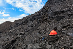 Coal geologist Royalty Free Stock Photo