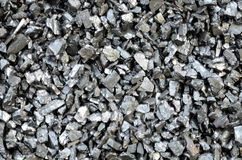 Coal grated anthracite. Stock Photography