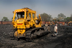 Coal India Stock Photography