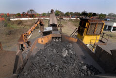 Coal India Stock Image