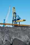 Coal industry Stock Photo