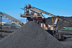 Free Coal Industry Stock Photography - 23595442