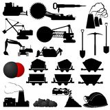 Coal industry Stock Photos