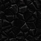 Coal. Layer of shiny black coal Royalty Free Stock Image