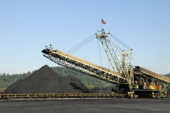 Coal Loader Stock Photos