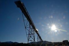 Coal loadout Stock Photo