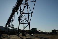 Coal loadout Stock Image