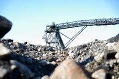 Coal loadout Stock Photos