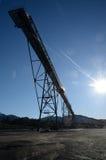 Coal loadout Stock Photography