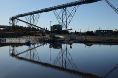 Coal loadout Stock Images