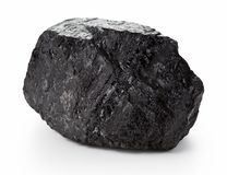 Coal Lump Royalty Free Stock Image