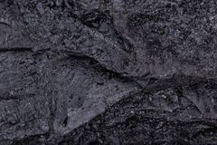 Coal lumps pattern Stock Image