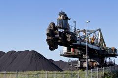 Coal machinery Royalty Free Stock Photos