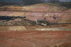 Coal mine 01 Stock Photos