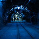 Coal mine Royalty Free Stock Image