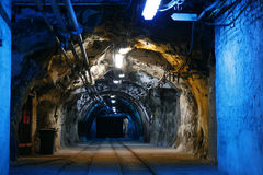 Coal mine Royalty Free Stock Images