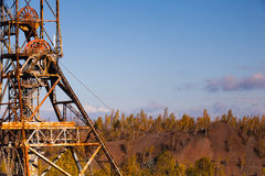 Coal Mine Stock Photography