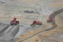 Coal Mine Area Royalty Free Stock Image