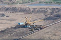 Coal mine, Czech Republic Stock Photography