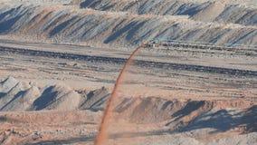 Coal Mine Excavation stock video