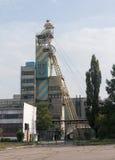 Coal mine Krasnokutskaya Stock Photos