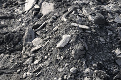 Coal Mine. Royalty Free Stock Photography