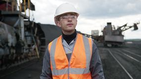 Coal mine mining worker miner