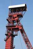 Coal mine shaft Royalty Free Stock Photography