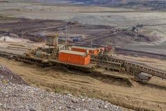 Coal mine, Sokolov,Czech Republic stock images