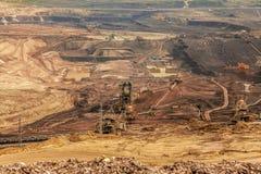 Coal mine, Sokolov,Czech Republic. Industrial stock images