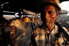 Coal Miner Stock Image