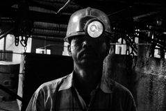 Coal Miner Stock Photos