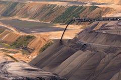 Coal Mining Stock Photography
