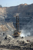 Coal Mining Equipment Royalty Free Stock Photography