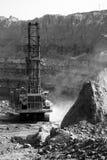 Coal Mining Equipment Stock Photography