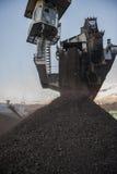 Coal mining industry Royalty Free Stock Photos