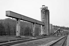 Coal Mining Tipple Stock Images