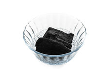 Coal piece Stock Image