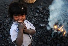 Coal Piker Royalty Free Stock Photos