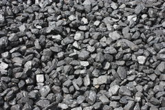 Coal Pile. Royalty Free Stock Photos