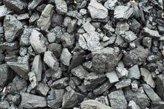 Coal pile Stock Photos