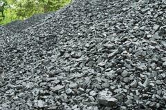 Coal pile Stock Image