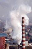 Coal power plant royalty free stock photos