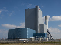 Coal Power Station E-ON Royalty Free Stock Image