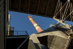 Coal power station - Poland. Stock Photography